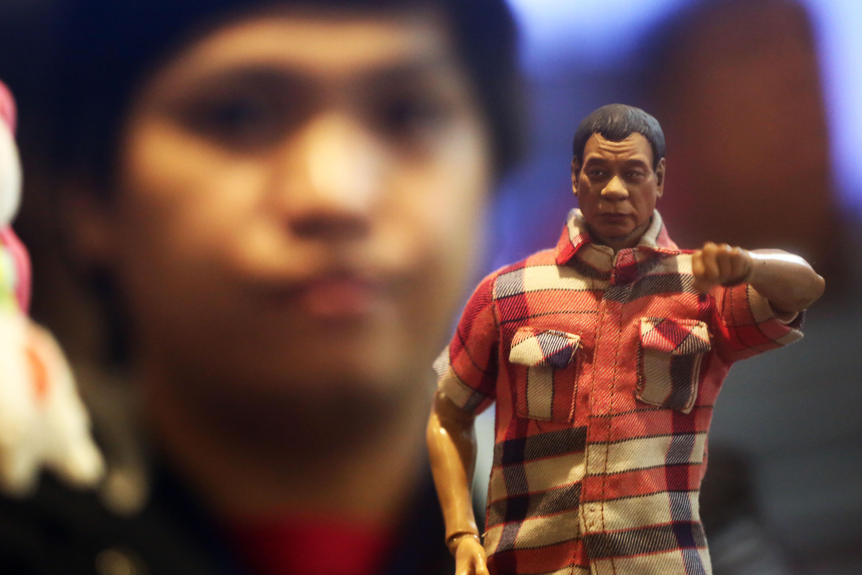 Rodrigo Duterte. Photo by Ben Nabong/Rappler