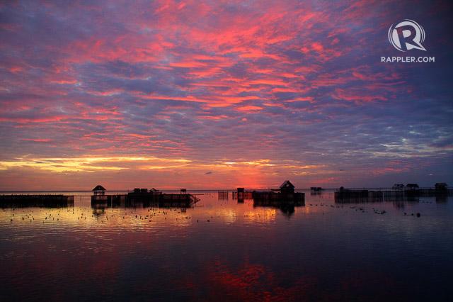 UNLIKE ANY OTHER. Magnificent sunrise in Tandu Banak, Sibutu