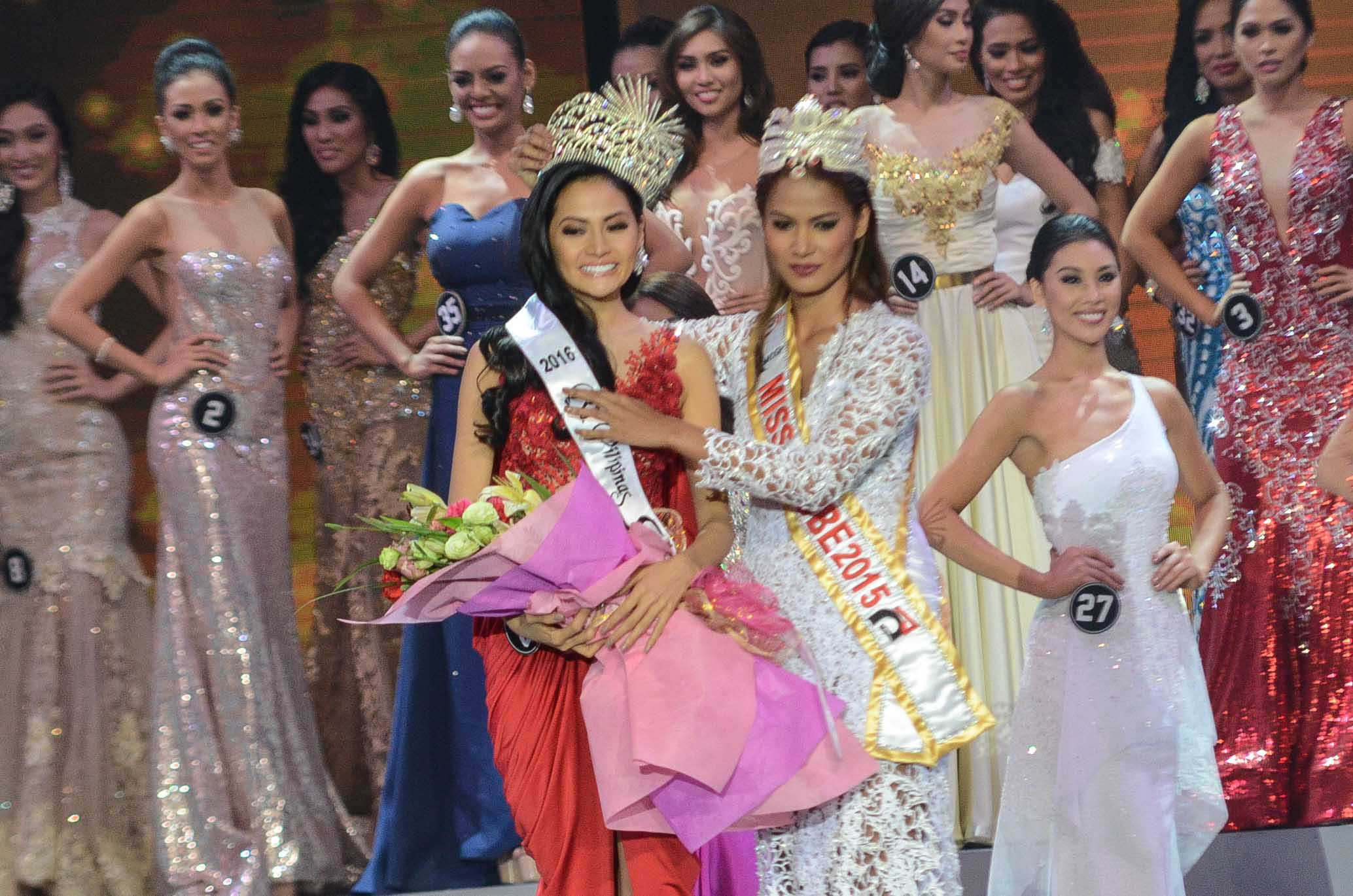 Nichole Manalo is hoping for a back-to-back crown in Miss Globe. Photo by Alecs Ongcal/Rappler