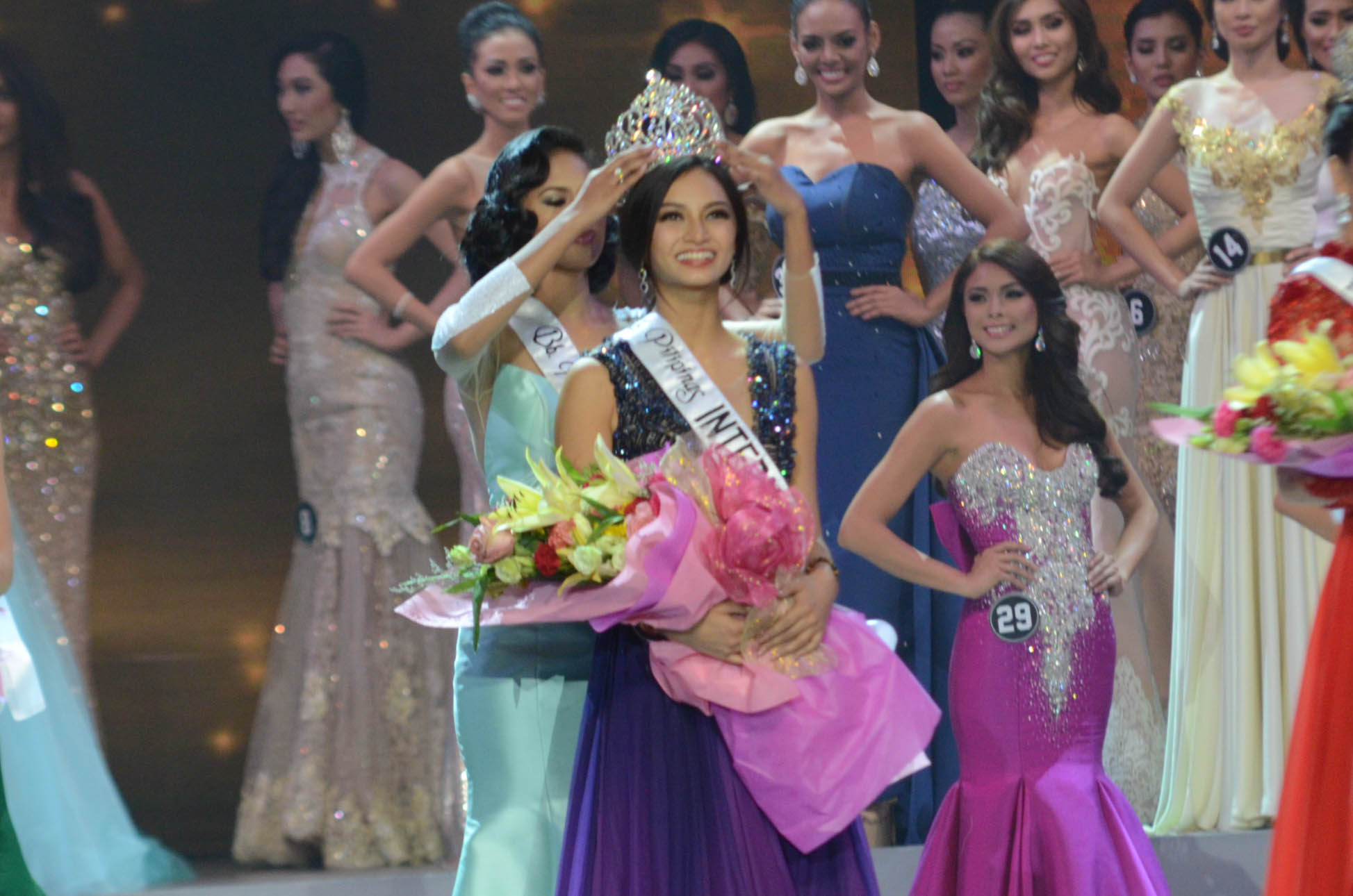 Will Kylie win the 6th Miss International crown for the Philippines? Photo by Alecs Ongcal/Rappler