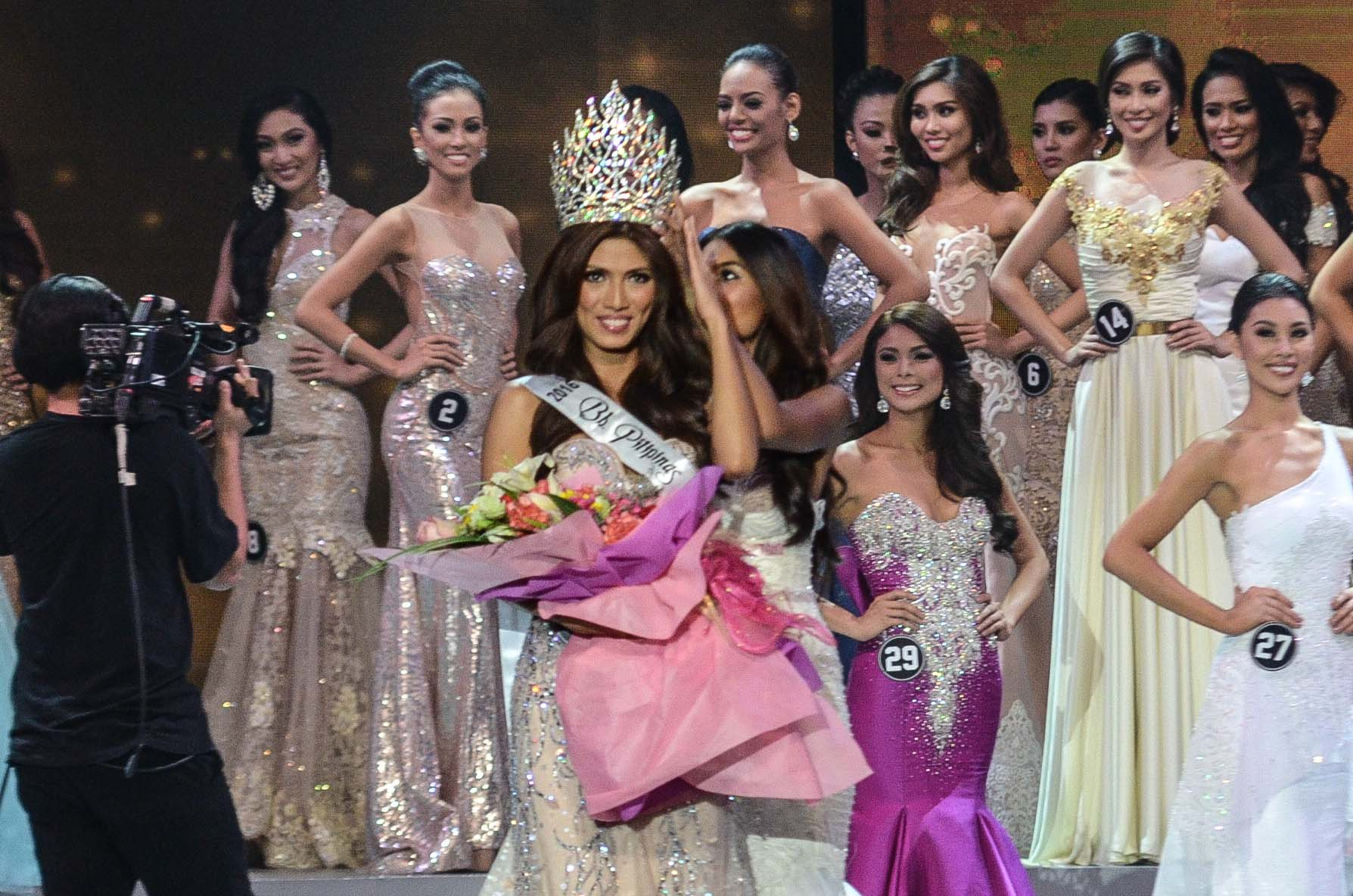 LAS VEGAS READY. Nicole Cordoves hopes to duplicate the success of Parul Shah in this year's Miss Grand International. Photo by Alecs Ongcal/Rappler