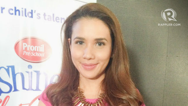 NO JEALOUSY. Karylle says contrary to what people are saying, the kiss with Vice did not make her husband Yael Yuzon jealous. Photo by by Precious del Valle/Rappler