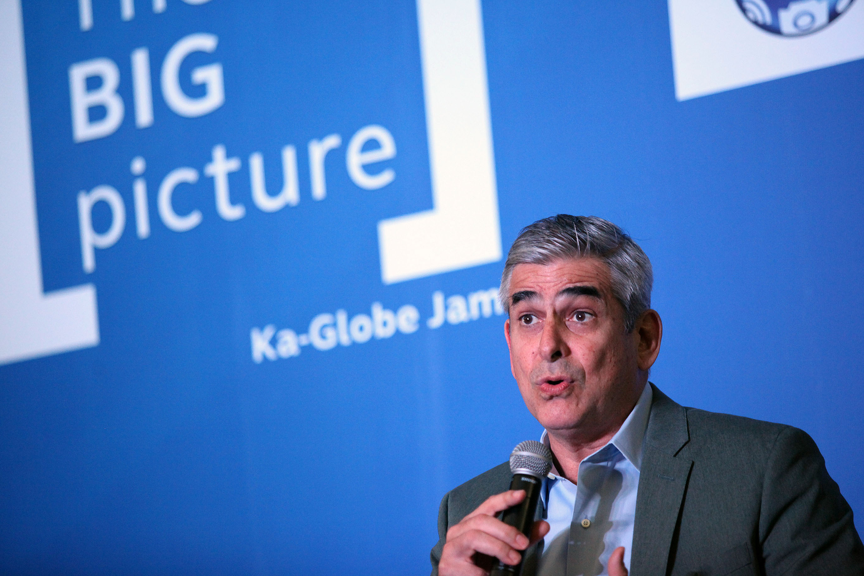 LOOKING AHEAD. 'Does that person make you feel good about the future?' Zobel de Ayala on choosing a presidential candidate. Photo by Josh Albelda/Rappler
