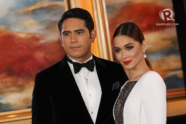 TAKING A BREAK. Actor Gerald Anderson confirms that he and actress Maja Salvador are taking a break from their relationship. File photo by Manman Dejeto/Rappler