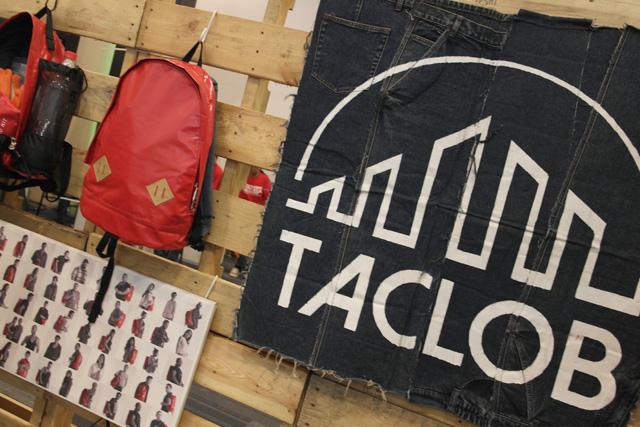 TACLOB. TACLOB bags aim to help Yolanda survivors.