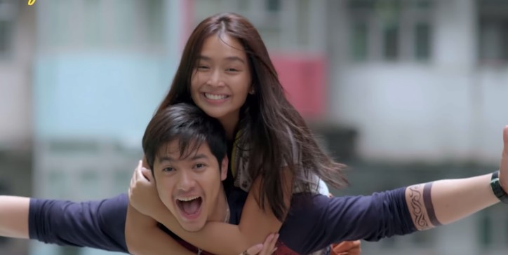 TIME TOGETHER. With Ethan, Joy slowly opens up to the possibility of happiness in Hong Kong.