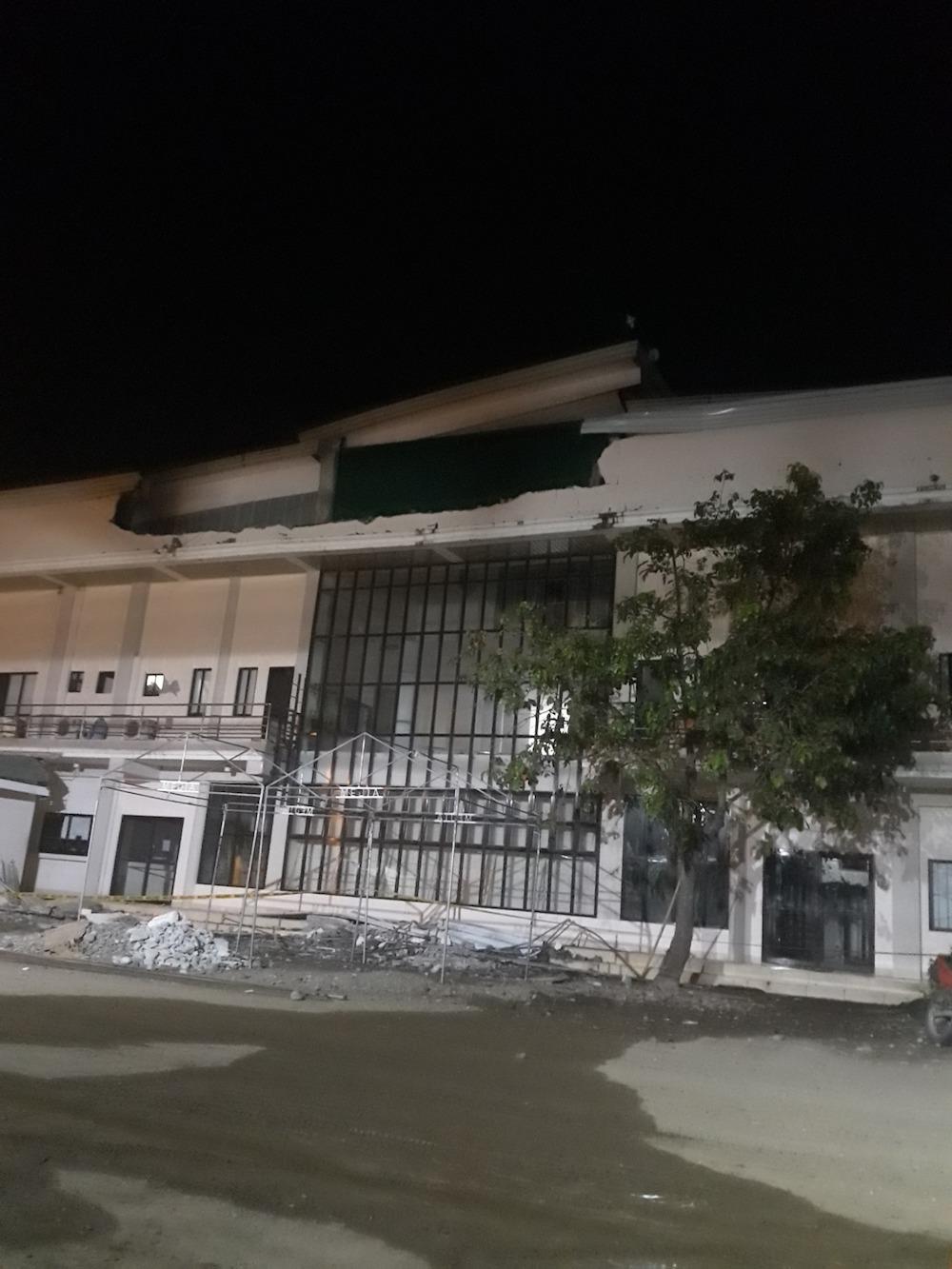 Photo from BFP Magsaysay, Davao del Sur