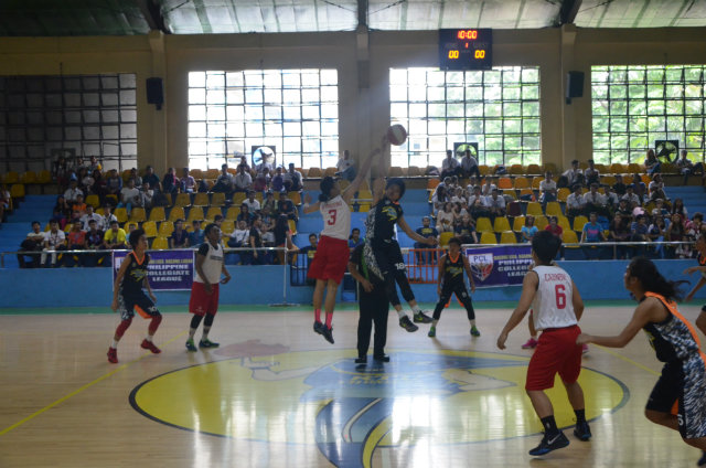 Blackwater vs RTU-A tips off on Friday. Photo by Michael Abuel/PCL