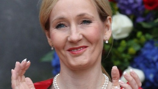 OUTCRY. J.K. Rowling stirs controversy online after a recent tweet about her anti-transgender beliefs. Photo by David Cheskin/Pool/AFP