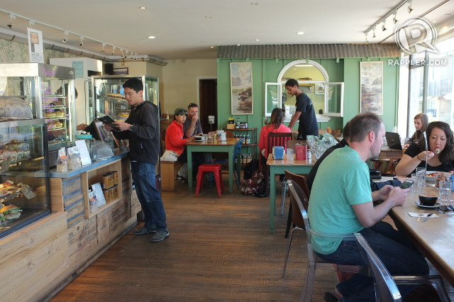 STOPOVER. Most villages and towns have historic or quirky shops like Run 77, a cafe and restaurant in Lake Tekapo village housed in the village station established in the mid-1800s