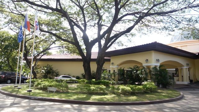 HISTORIC. The clubhouse is set to be renovated in a bid to attract more tourists. Rappler photo