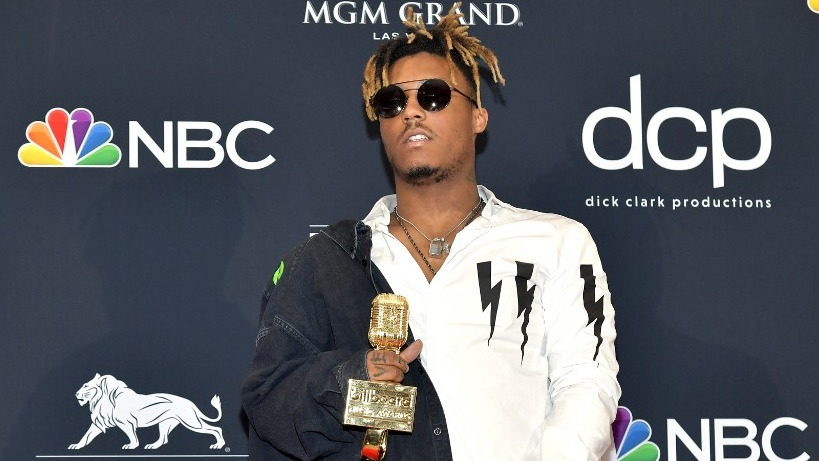 REST IN PEACE. Up and coming rap artist Juice WRLD died on Sunday, December 8 at the age of 21. Photo by Amy Sussma/Getty Images North America/AFP