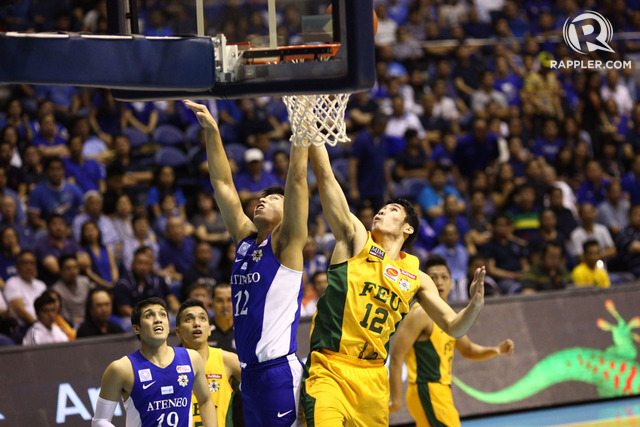 STAR PLAYER. Mac Belo was a force on both ends of the floor for FEU. File photo by Josh Albelda/Rappler