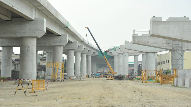MORE INFRA. Other than the NLEX Harbor Link, Metro Pacific also wants to build a 5-kilometer road that will connect C-3 in Caloocan to the Polytechnic University of the Philippines in Sta Mesa, Manila. Photo from MPIC website