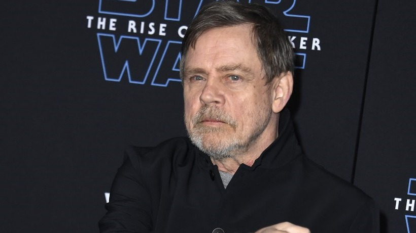 STANCE. Mark Hamill announced that he will be quitting Facebook over its hands-off policy with dishonest political ads. Photo by Valerie Macon/AFP