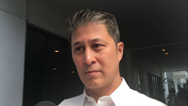 GRANTED AMNESTY. Quezon City 6th District Representative Jose Christopher Belmonte was a former lawyer for the Magdalo party. File photo from Rappler