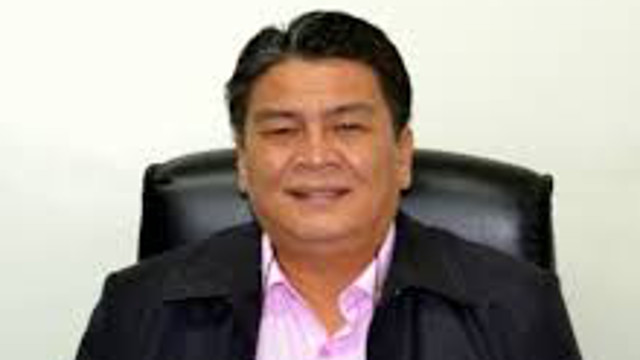 REAPPOINTED. Sacked PCUP commissioner Manuel Serra Jr is now a PCA governing board member. Photo from PCUP website