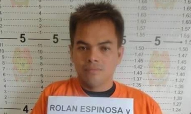 EASTERN VISAYAS' 'TOP DRUG LORD.' Kerwin Espinosa faces deportation to the Philippines after being nabbed by UAE authorities. File photo courtesy of PDEA Region 7 chief Yogi Filemon Ruiz
