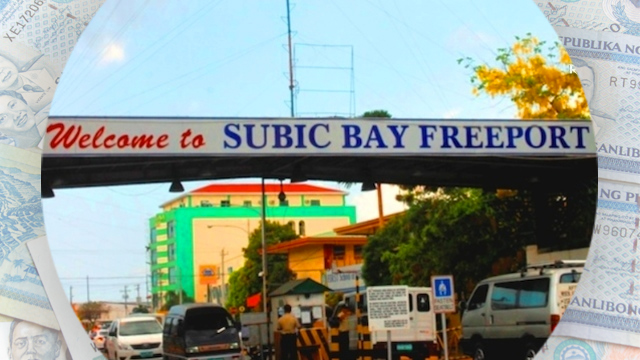 Photo of Subic Bay Freeport by Randy Datu/Rappler
