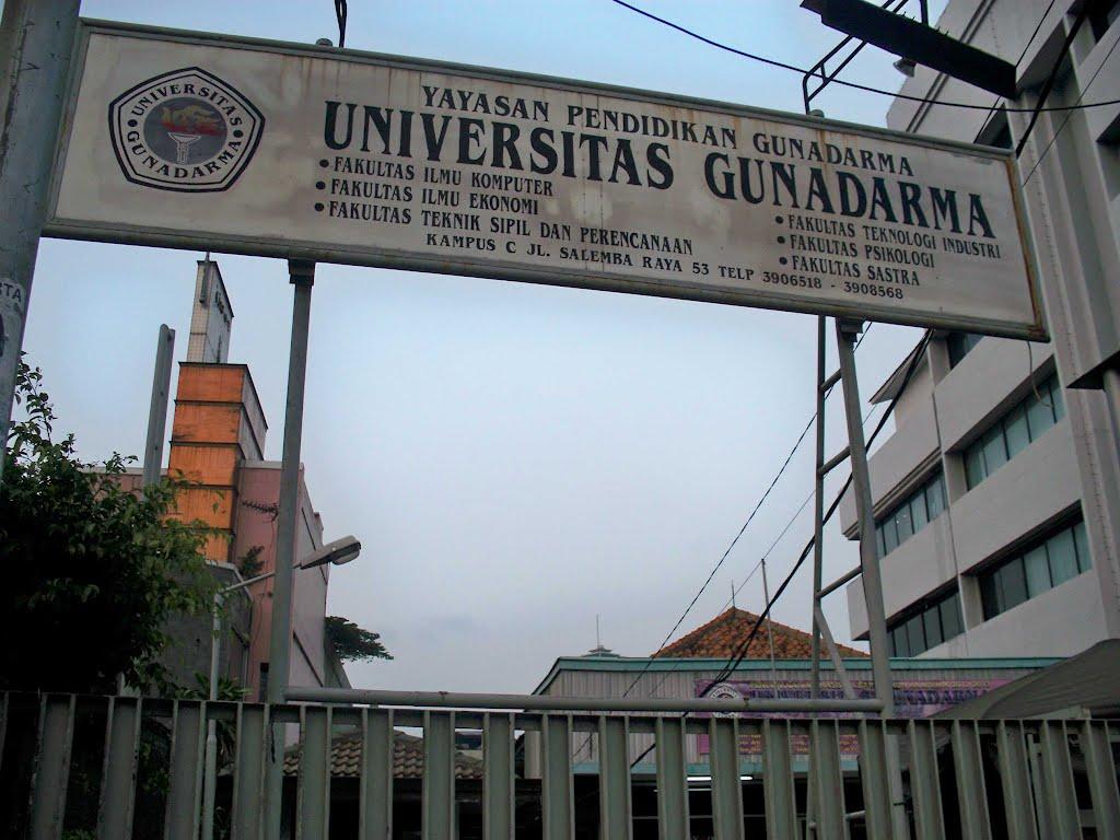 DIUSUT. Universitas Gunadarma berjanji akan mengusut mahasiswa yang melakukan perisakan terhadap mahasiswa autis dan terekam di video. Foto: Universitas Gunadarma