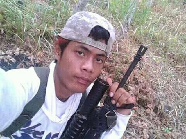 SELFIE. Abu Bakar Jikiri is among the Abu Sayyaf members arrested by authorities ahead of the ASEAN Summit in Manila. Photo from the Facebook page of Abu Bakar Jikiri