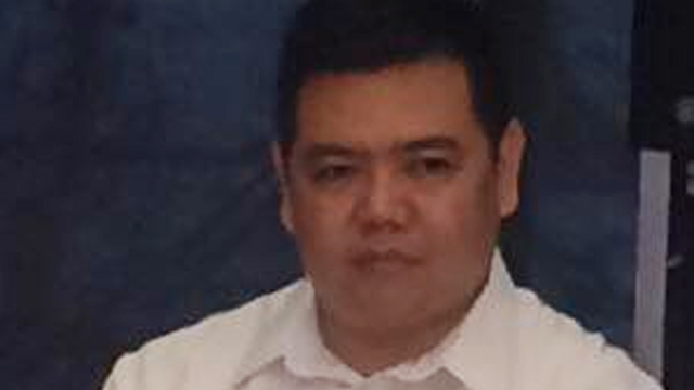 SERENO IMPEACHMENT. Lawyer Anzen Dy is one of Sereno's lawyers. Photo from Lian Buan/Rappler
