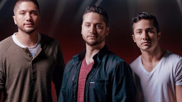 VALENTINE PERFORMANCE. Acoustic trio Boyce Avenue returns to Manila for a February 2020 concert in Araneta Coliseum. Photo from Wilbros Live's Facebook page