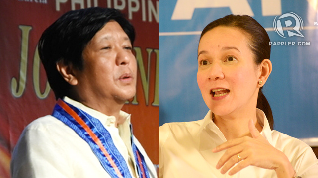 FAKE LETTER. A letter was sent to Senate reporters on Monday, January 25, claiming that the DNA tests of Senators Grace Poe and Ferdinand u0022Bongbongu0022 Marcos matched.