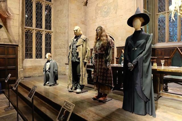 STUDIO HARRY POTTER. Di London, studio tempat pembuatan film Harry potter diubah jadi lokasi eksibisi permanen bertajuk 'The Making of Harry Potter' yang berisi segala macam pernik soal syuting film Harry Potter. Foto oleh Yetta Tondang/Rappler