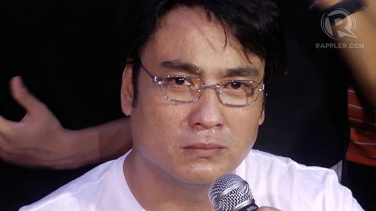 REVILLAS FOR POE. File photo of detained Senator Ramon u0022Bongu0022 Revilla Jr. Photo by Rappler