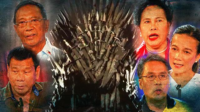 Philippine Game of Thrones 2016