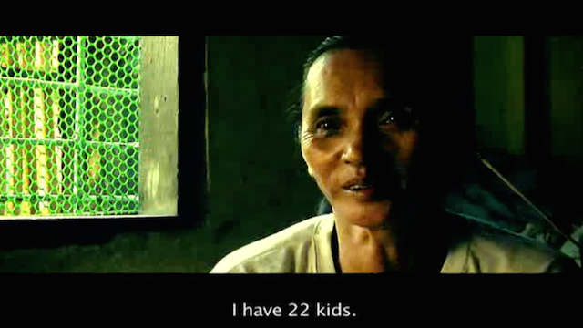 MANY KIDS. Many mothers end up like Rosalie who has 22 children because they do not have access to proper family planning and contraception. Screengrab taken from u0022Tondou0022