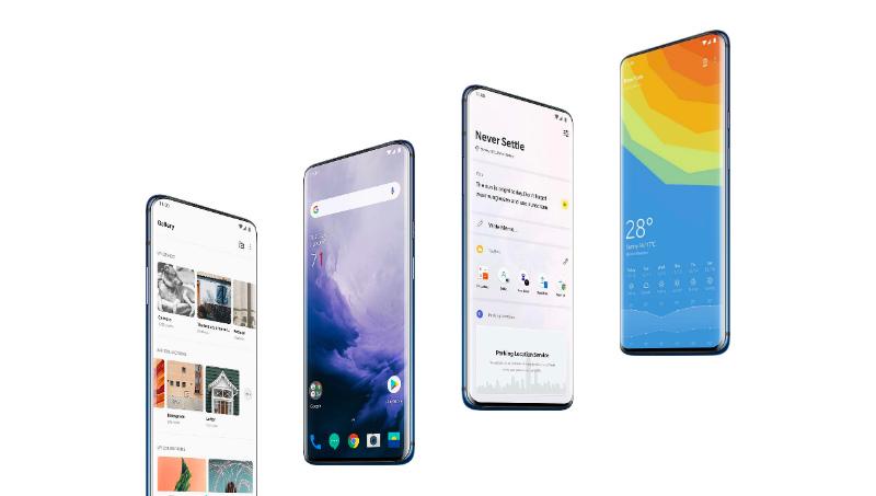 Screenshot from OnePlus
