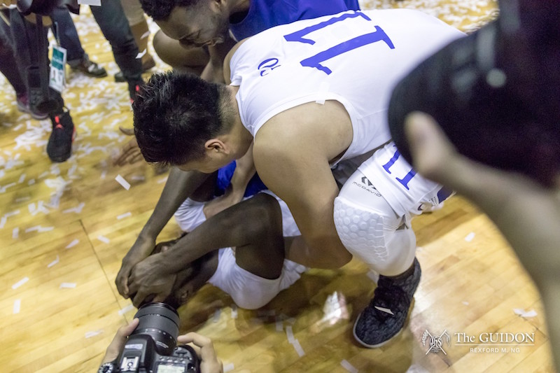 Photo by Rexford Ng/The GUIDON