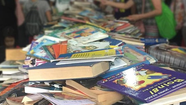 BOOKS FOR LESS. The affordable bookstore is holding a Warehouse Sale this August. Photo courtesy of Books for Less