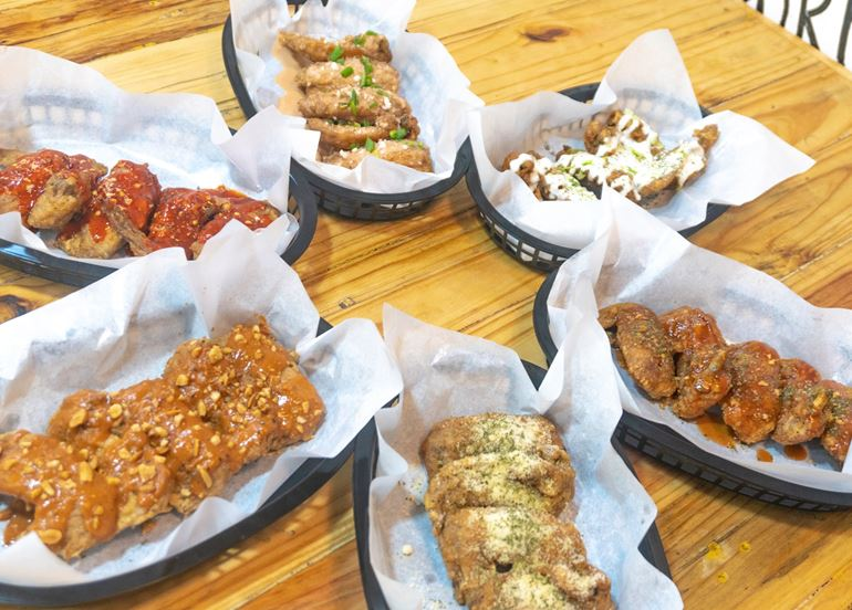 Must-Try Unli Wings, Rice, and Fries for only P199