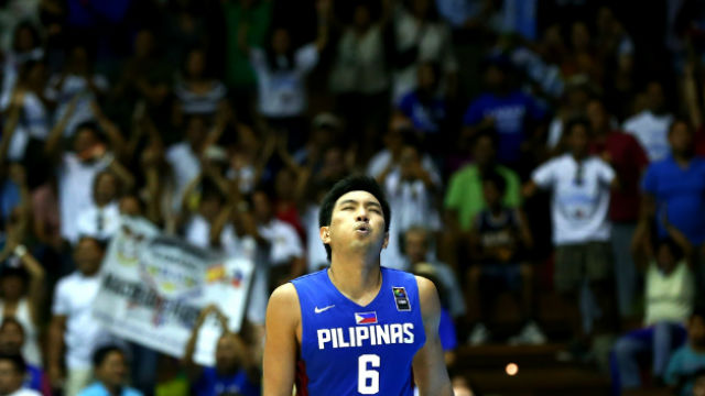 READY TO FIRE. Jeff Chan is excited to be part of the 17-man Gilas pool. Photo from FIBA