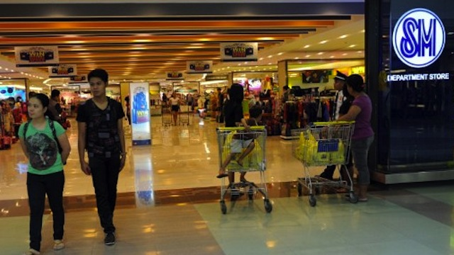 EVOLUTION. 'We evolve to what is needed by the people,' says Alex Pomento, vice-president of the country's largest mall chain, SM Prime Holdings. File photo
