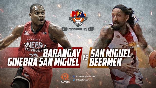 HIGHLIGHTS: PBA Finals 2018 Game 4 - Barangay Ginebra vs San Miguel Beermen