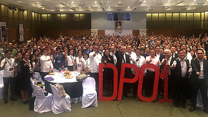 DPO1 ASSEMBLY. Data protection officers from at least 186 agencies attend the 1st DPO assembly of the National Privacy Commission on April 5, 2017. Photo by Michael Bueza/Rappler