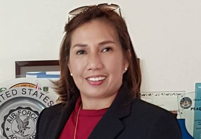 CONGRESSIONAL CANDIDATE. Victoria Seares Corpus belongs to the Seares-Luna political clan of Abra. Photo from Seares Corpus' Facebook Page