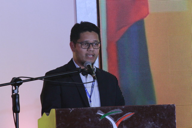 PIA CHIEF. Harold Clavite, PIA director-general, criticizes fellow PCOO official Mocha Uson's video of a lewd federalism jingle. Photo from Philippine Information agency