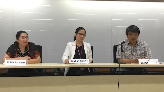 2ND KATIPUNAN CONFERENCE. Experts on China gather at an academic conference at the University of the Philippines in Diliman, Quezon City on October 21, 2016. Rappler photo