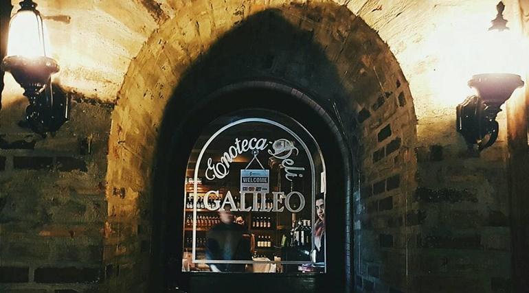 Photo from Galileo Enoteca