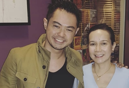 CLIENT? The office of Senator Grace Poe denies getting the services of Franco Mabanta, the 'social media strategist' of Bongbong Marcos. Photo from Franco Mabanta's Instagram