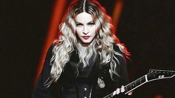 PROFILE. Madonna calls the 'New York Times 'one of the founding fathers of patriarchy' after their 'Madonna at Sixty' profile. Photo from Madonna's Facebook page