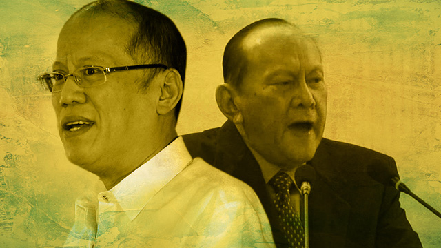 KIN. Cojuangco supported the presidential bid of his nephew, former president Benigno Aquino III, in 2010.