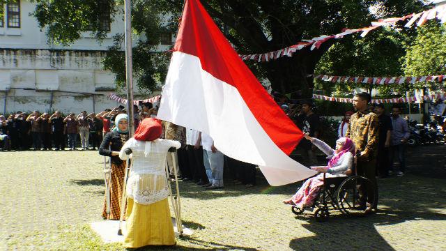 Warga Pamulang Merajut Kebersamaan Dalam Perayaan Kemerdekaan