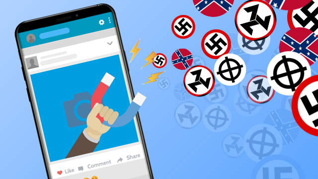 Facebook allows ads to target 'white genocide' conspiracy theorists
