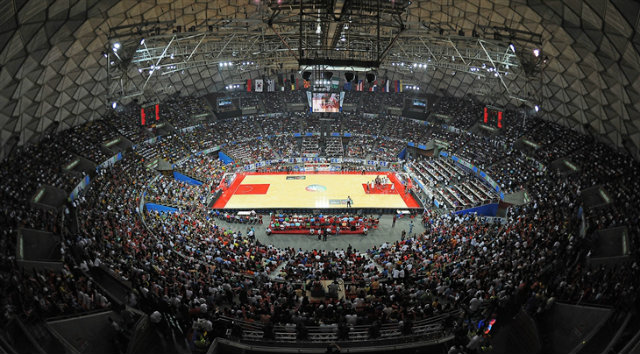 OLYMPIC QUALIFIERS. The Philippines will have homecourt advantage as it tries to earn a spot in the Rio 2016 basketball tournament. Photo from FIBA.com